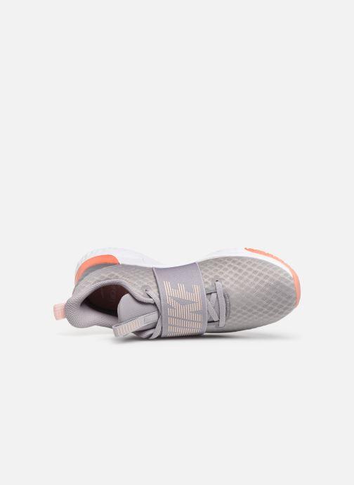 Chaussures de sport Nike Wmns Nike Renew In-Season Tr 9 Gris vue gauche