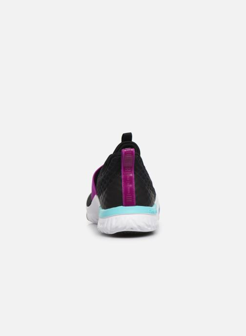 Chaussures de sport Nike Wmns Nike Renew In-Season Tr 9 Noir vue droite