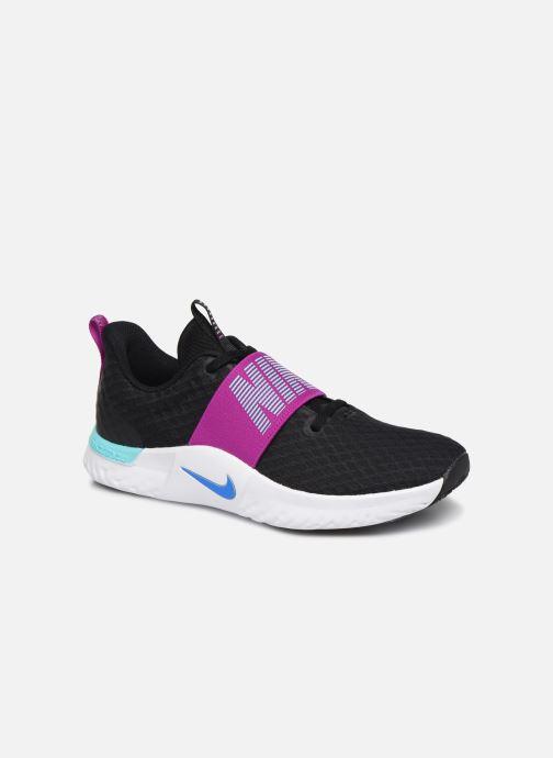 Chaussures de sport Nike Wmns Nike Renew In-Season Tr 9 Noir vue détail/paire