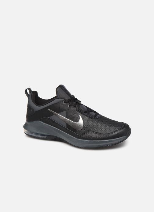 Sportssko Nike Nike Air Max Alpha Trainer 2 Sort detaljeret billede af skoene