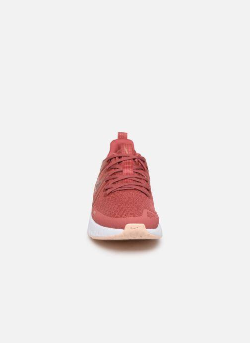 Chaussures de sport Nike Wmns Nike Legend React 2 Rouge vue portées chaussures