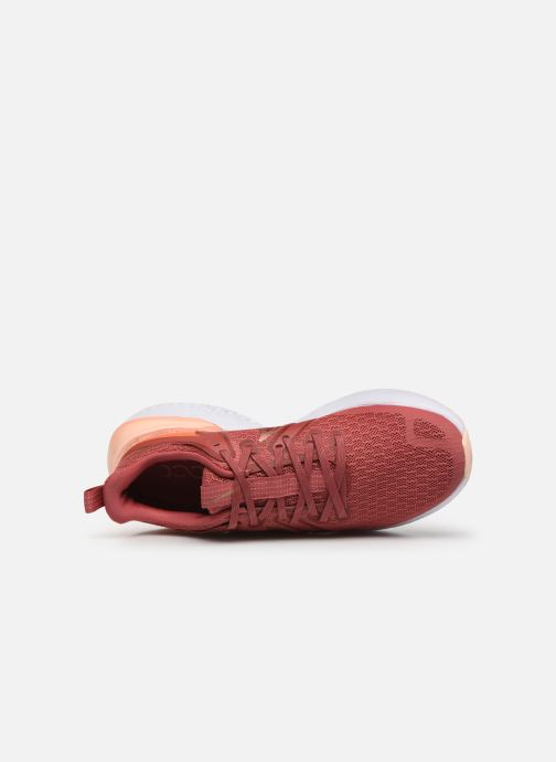 Chaussures de sport Nike Wmns Nike Legend React 2 Rouge vue gauche