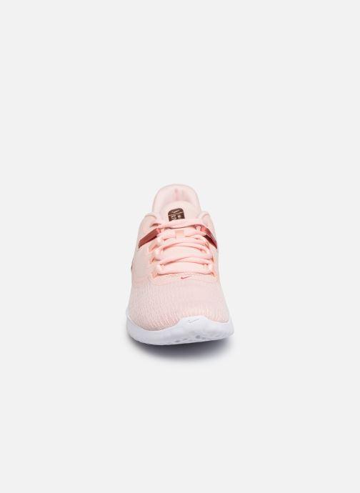 Chaussures de sport Nike Wmns Nike Renew Rival 2 Rose vue portées chaussures