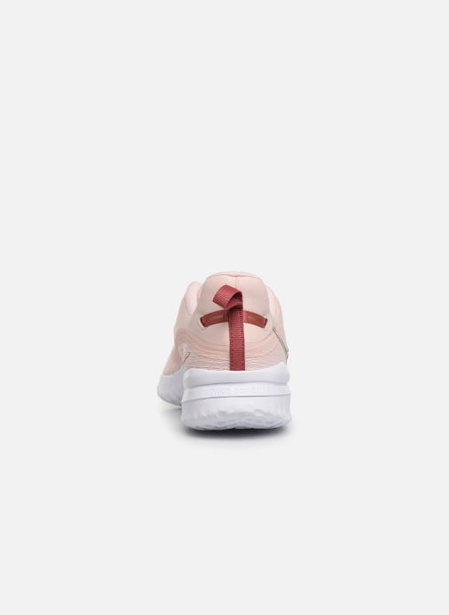 Sport shoes Nike Wmns Nike Renew Rival 2 Pink view from the right