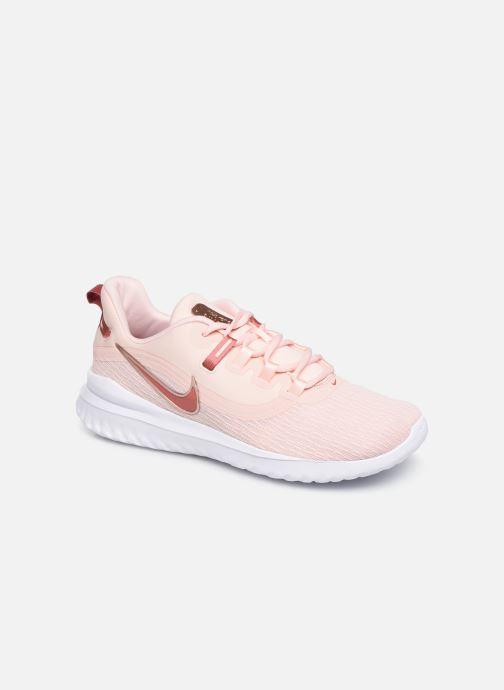 Chaussures de sport Nike Wmns Nike Renew Rival 2 Rose vue détail/paire