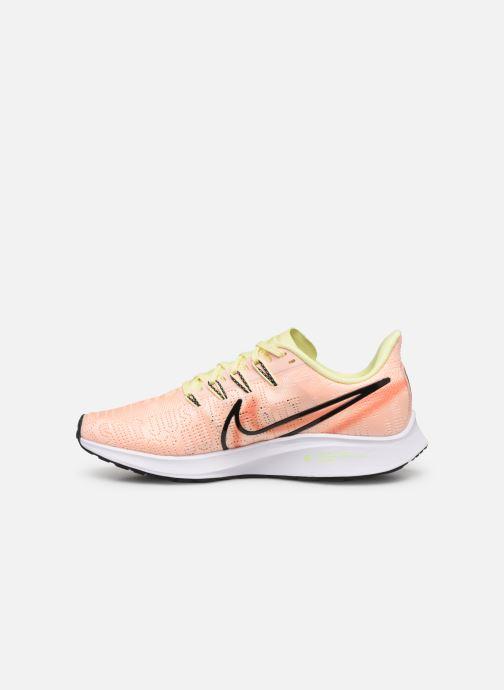 Chaussures de sport Nike W Air Zoom Pegasus 36 Prm Rise Rose vue face