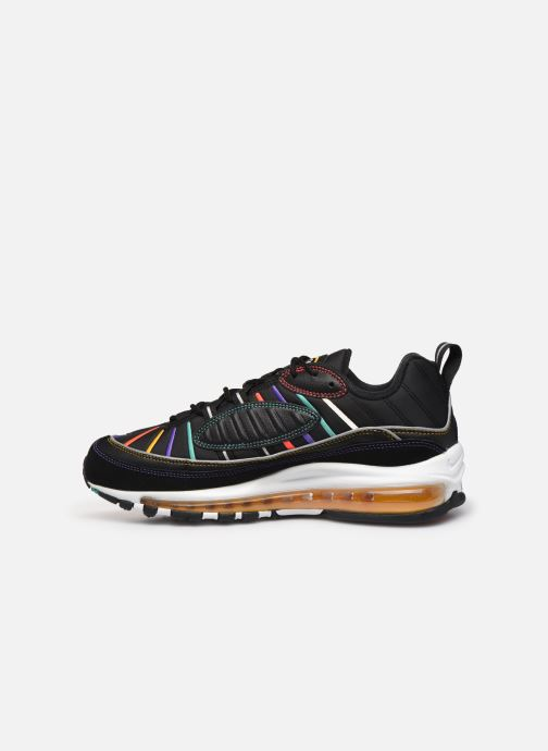 Sneaker Nike Air Max 98 Prm schwarz ansicht von vorne