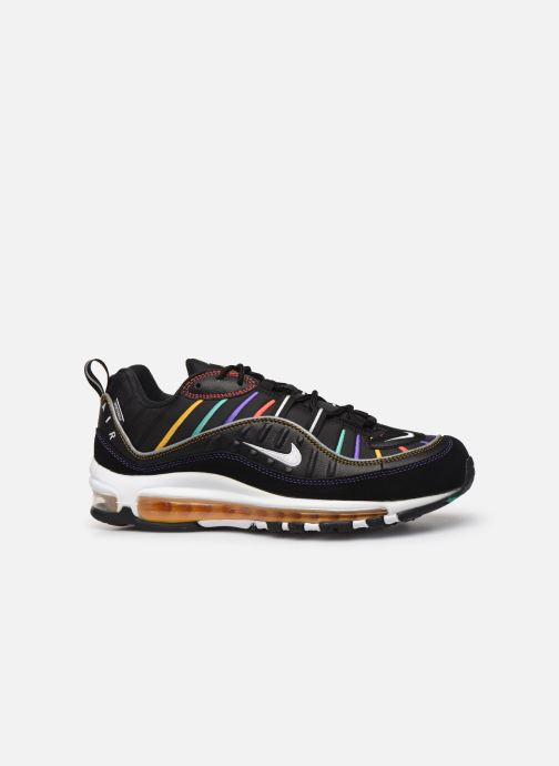 Sneaker Nike Air Max 98 Prm schwarz ansicht von hinten