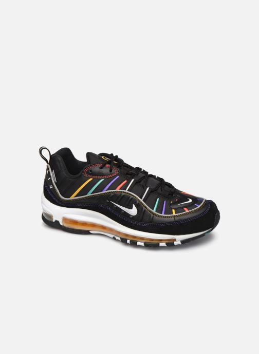 Sneaker Nike Air Max 98 Prm schwarz detaillierte ansicht/modell