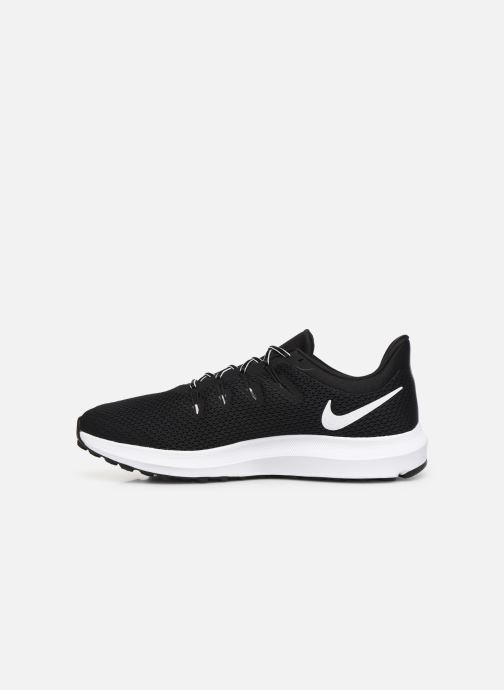 Scarpe sportive Nike Nike Quest 2 Nero immagine frontale