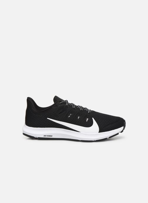 Scarpe sportive Nike Nike Quest 2 Nero immagine posteriore