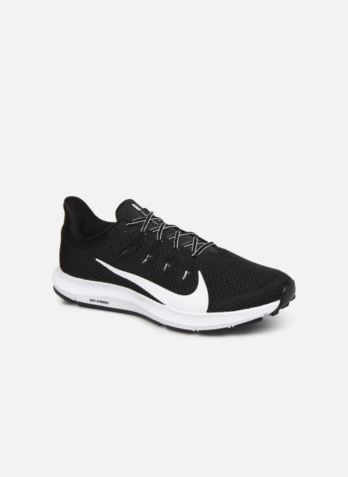 Chaussures de sport Nike Nike Quest 2 Noir vue détail/paire