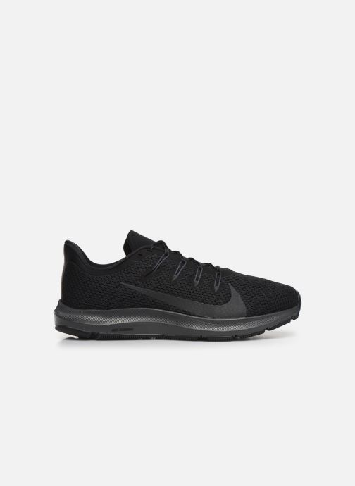 Sport shoes Nike Nike Quest 2 Black back view