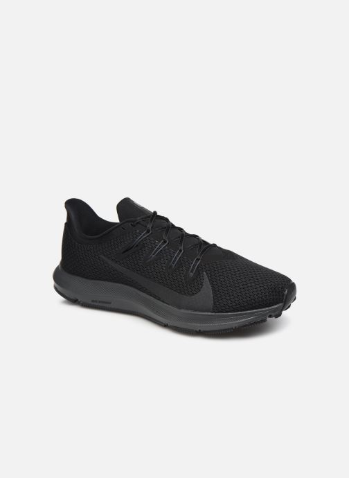Sport shoes Nike Nike Quest 2 Black detailed view/ Pair view