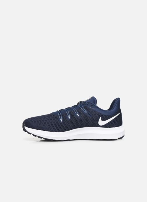 Sport shoes Nike Nike Quest 2 Blue front view