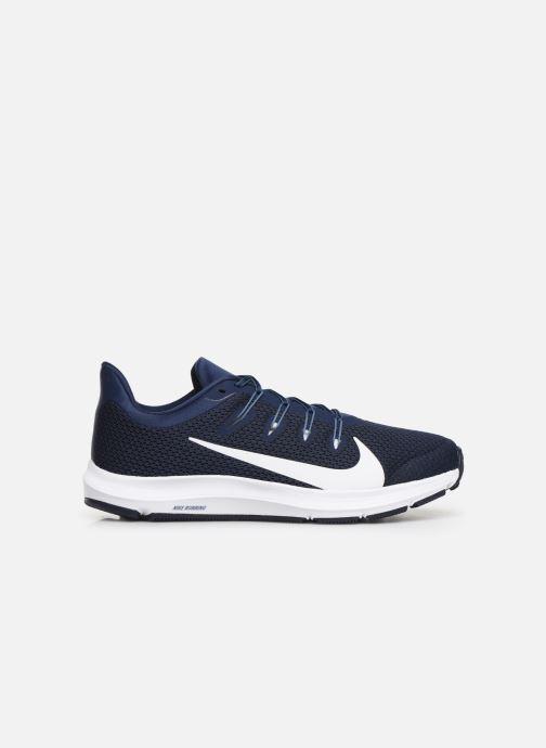 Sportschoenen Nike Nike Quest 2 Blauw achterkant