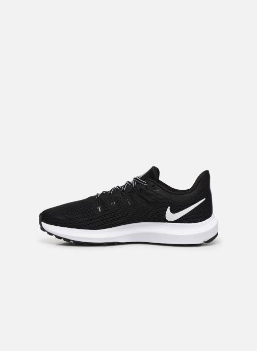Sport shoes Nike Wmns Nike Quest 2 Black front view