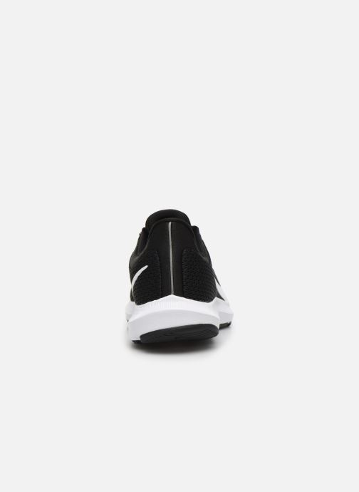 Sport shoes Nike Wmns Nike Quest 2 Black view from the right