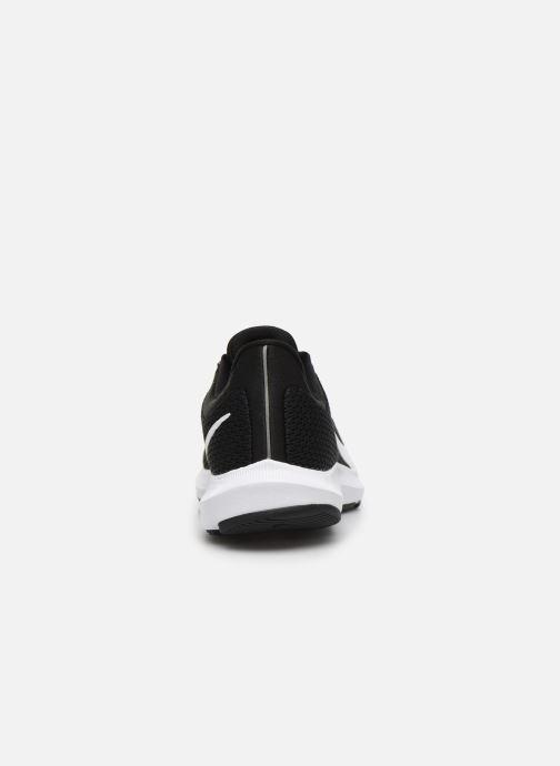 Sportskor Nike Wmns Nike Quest 2 Svart Bild från höger sidan