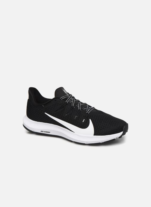 Sport shoes Nike Wmns Nike Quest 2 Black detailed view/ Pair view