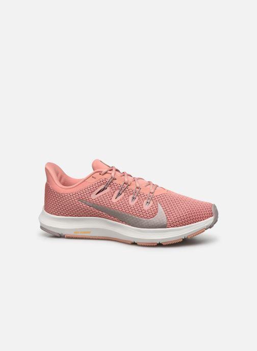 Chaussures de sport Nike Wmns Nike Quest 2 Rose vue derrière