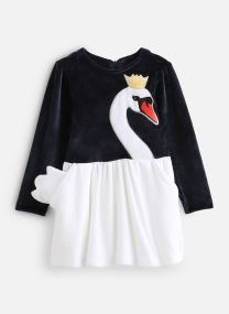 Delight Dress Swan