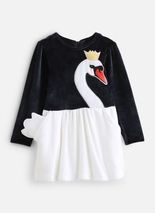 Robe midi - Delight Dress Swan