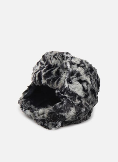 Bonnets Milk On The Rocks Hairy Hat Leopard Marron vue détail/paire