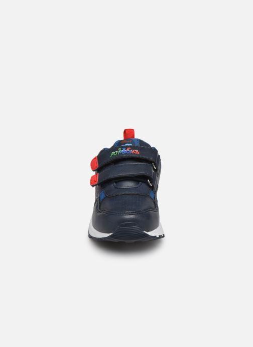 Sneaker PJ Masks Pj Jao Lights blau schuhe getragen