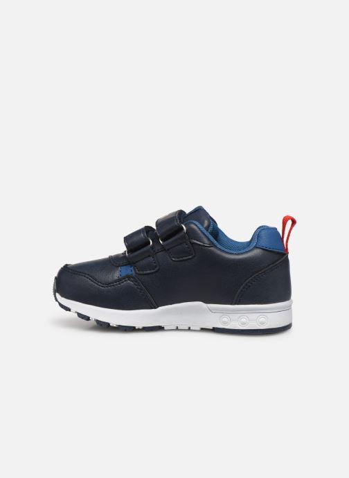 Sneaker PJ Masks Pj Jao Lights blau ansicht von vorne