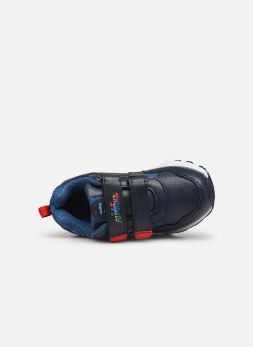 Sneaker PJ Masks Pj Jao Lights blau ansicht von links