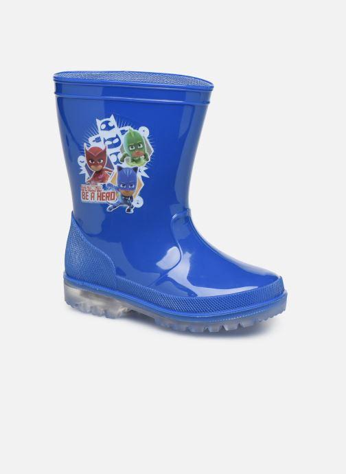 Støvler & gummistøvler PJ Masks Pj Jeff Light Blå detaljeret billede af skoene