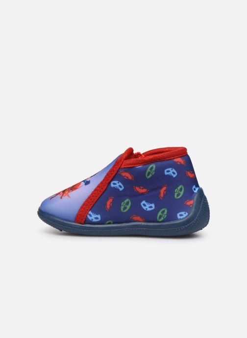 Pantuflas PJ Masks Pj Marceau Azul vista de frente