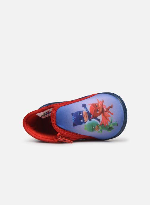 Pantofole PJ Masks Pj Marceau Azzurro immagine sinistra