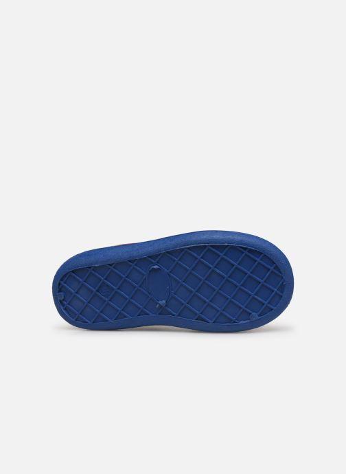 Pantuflas PJ Masks Pj Mavrick Azul vista de arriba