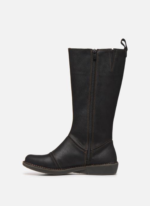 Stiefel Art BERGEN 1098 schwarz ansicht von vorne