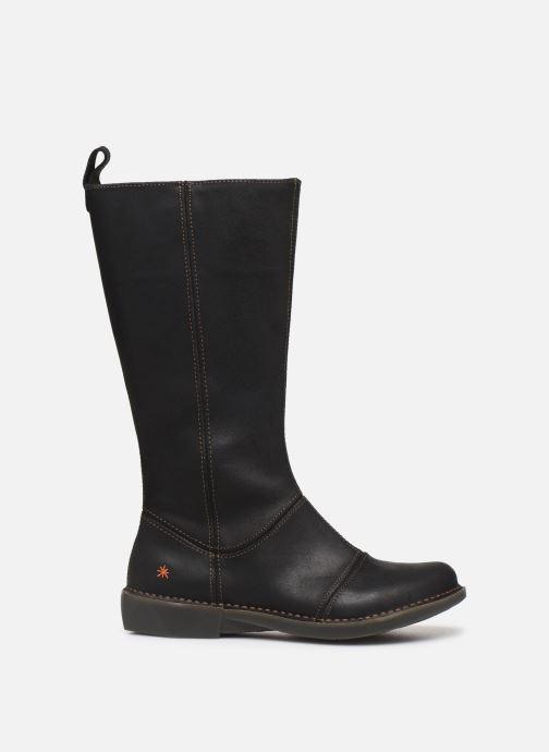 Stiefel Art BERGEN 1098 schwarz ansicht von hinten