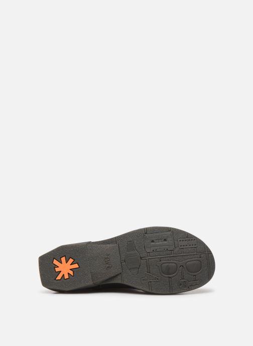 Stiefel Art BERGEN 1098 schwarz ansicht von oben
