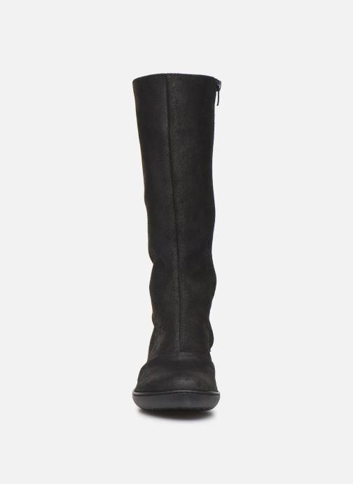 Stiefel Art ALFAMA 1449 schwarz schuhe getragen