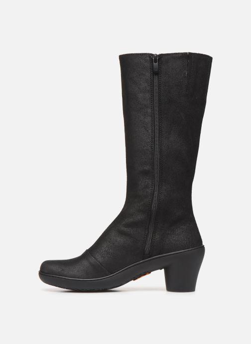 Boots & wellies Art ALFAMA 1449 Black front view