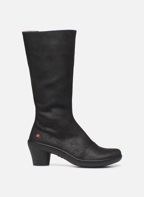 Stiefel Art ALFAMA 1449 schwarz ansicht von hinten