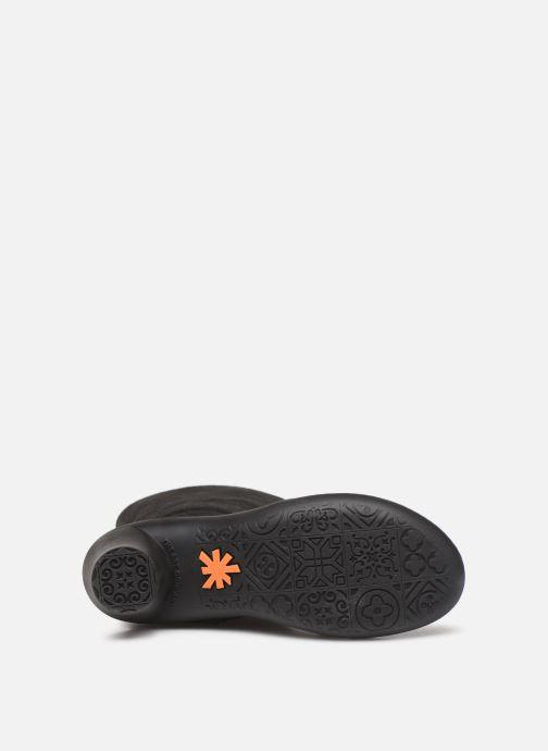 Stiefel Art ALFAMA 1449 schwarz ansicht von oben
