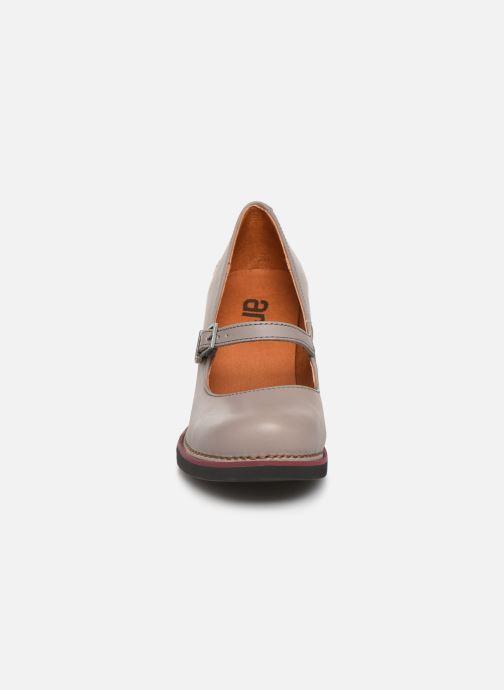 Escarpins Art GRAN VIA 1144 Gris vue portées chaussures
