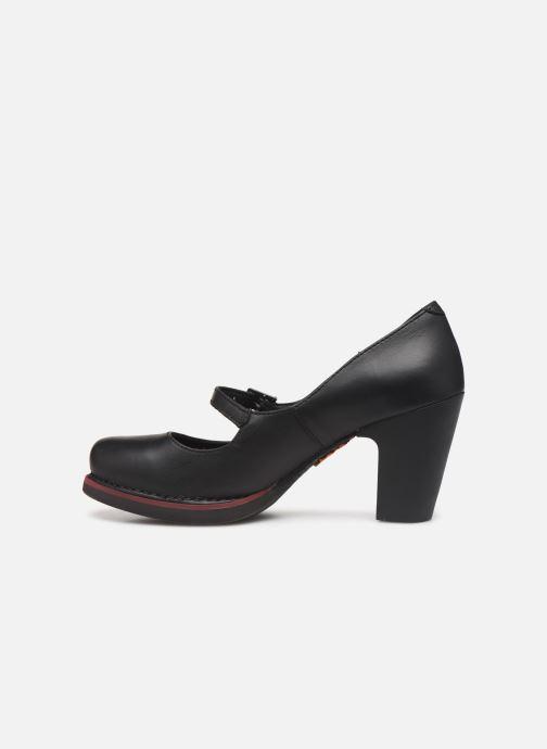 Zapatos de tacón Art GRAN VIA 1144 Negro vista de frente