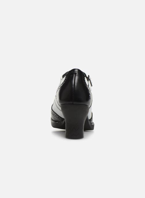 Zapatos de tacón Art HARLEM 1067 Blanco vista lateral derecha