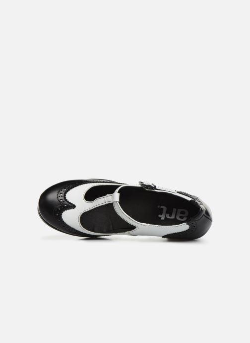 Zapatos de tacón Art HARLEM 1067 Blanco vista lateral izquierda