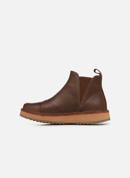 Stiefeletten & Boots Art ORLY 1601 braun ansicht von vorne