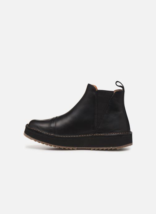 Boots en enkellaarsjes Art ORLY 1601 Zwart voorkant