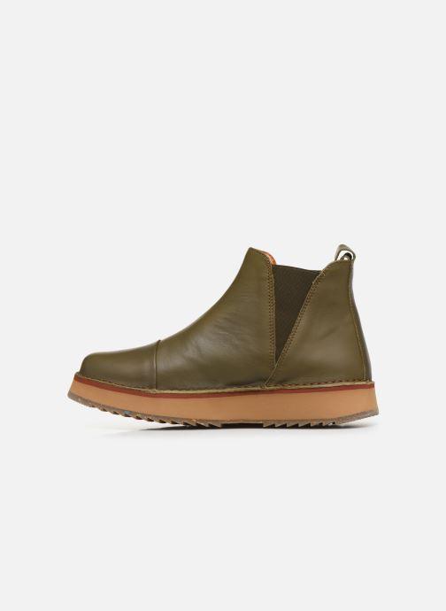Stiefeletten & Boots Art ORLY 1601 grün ansicht von vorne