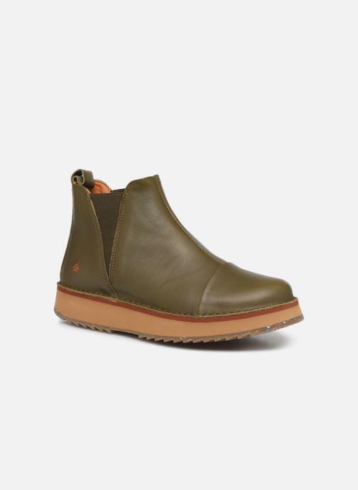 Stiefeletten & Boots Art ORLY 1601 grün detaillierte ansicht/modell